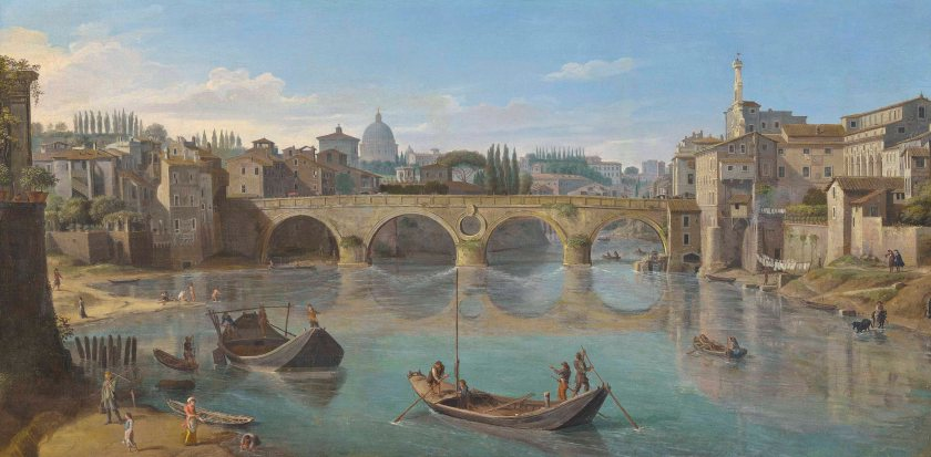 2018_CKS_14772_0049_000(gaspar_van_wittel_called_vanvitelli_the_tiber_rome_with_the_ponte_sist)