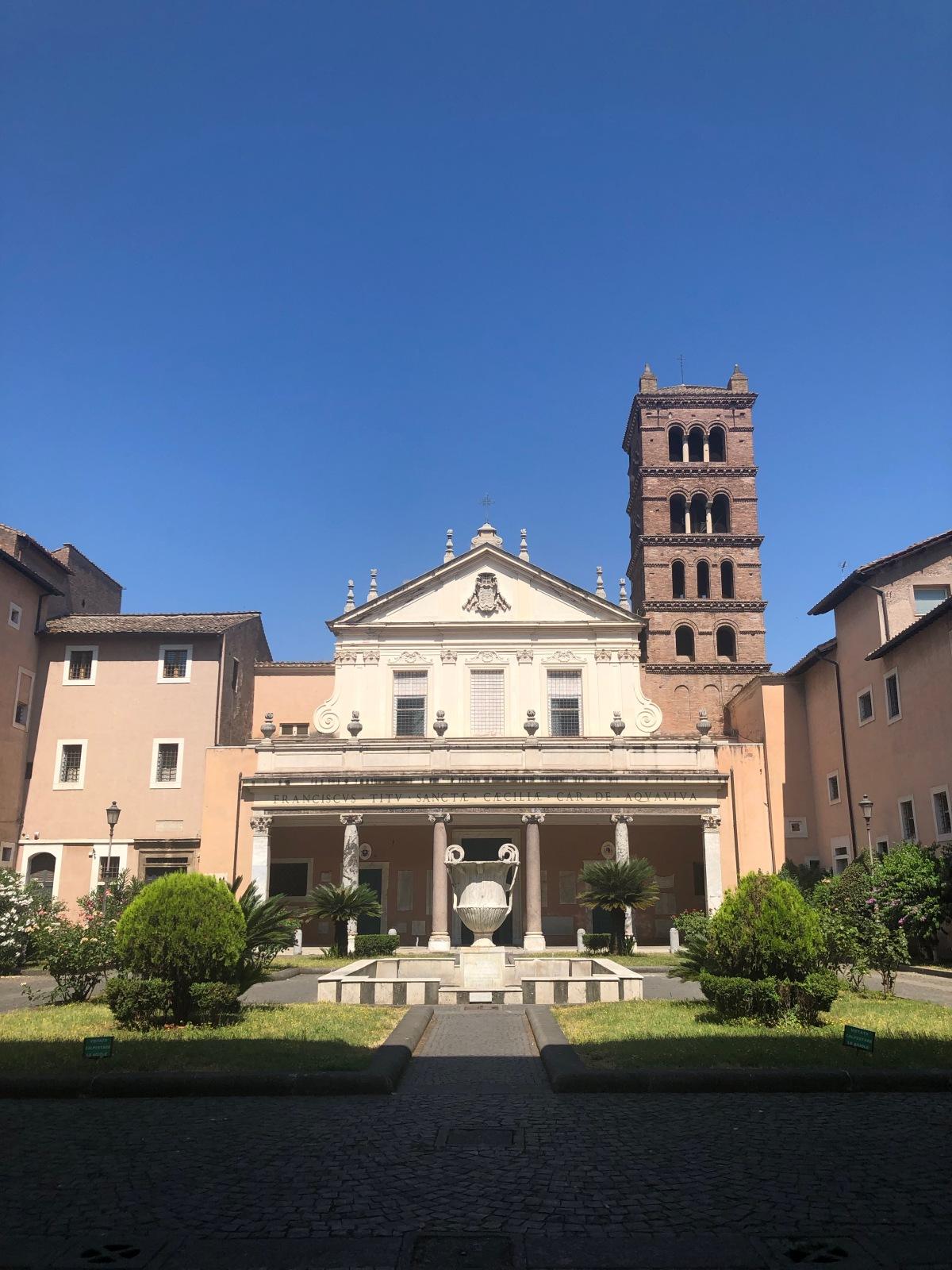 Santa Cecilia inTrastevere